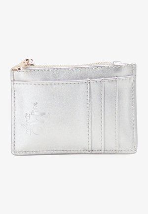 Wallet - silber metallic