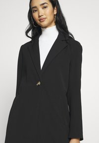 ONLY - ONLAYA COAT - Cappotto corto - black - 3