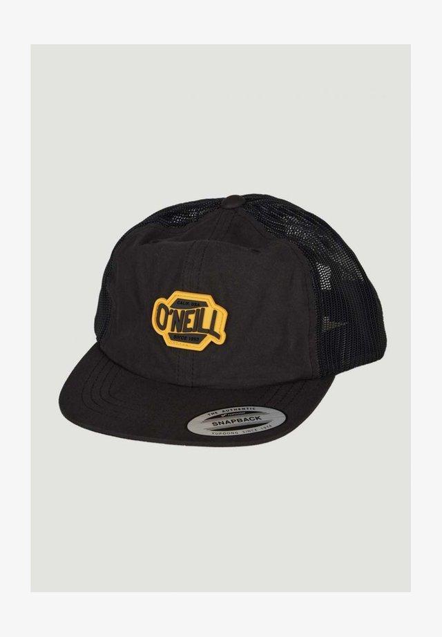 Cap - black out