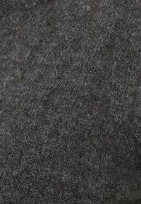 MAMALICIOUS - MLSAVANNAH CROP - Jumper - dark grey melange - 2