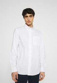Selected Homme - SLHREGRICK FLEX - Shirt - white - 0