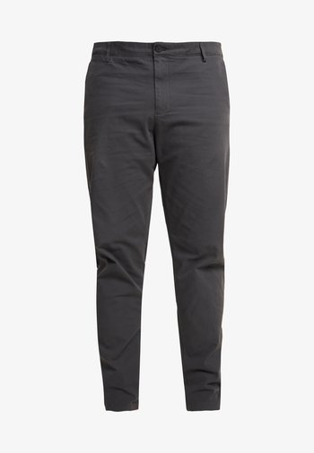 360 TAPERED - Chino kalhoty - steelhead