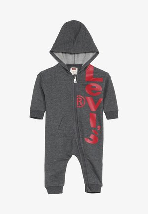 PLAY ALL DAY COVERALL - Jumpsuit - charcoal heather