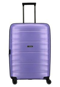 Titan - HIGHLIGHT - Wheeled suitcase - lilac metallic - 0
