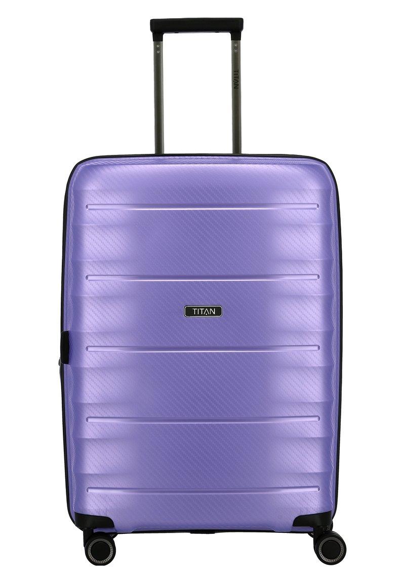 Titan - HIGHLIGHT - Wheeled suitcase - lilac metallic