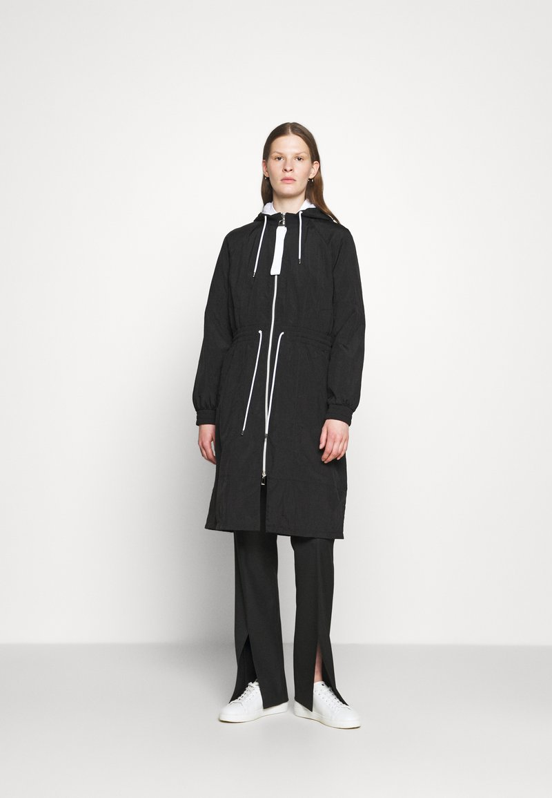 HUGO - FASSANDRA - Classic coat - black