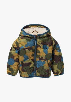 RIYAD - Winter jacket - ivy green