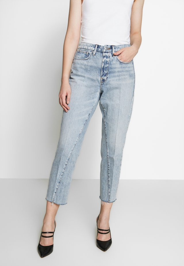 GOOD VINTAGE - Jeansy Relaxed Fit - blue