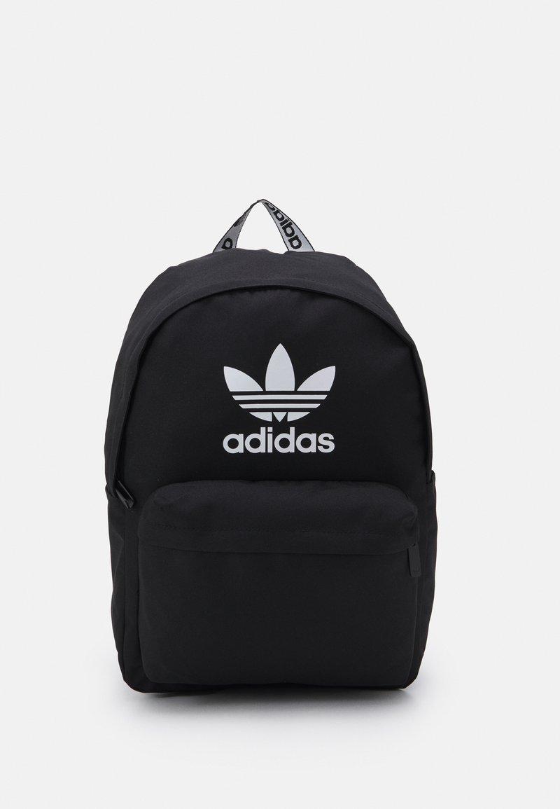 adidas Originals - ADICOLOR BACKPACK UNISEX - Ryggsekk - black/white