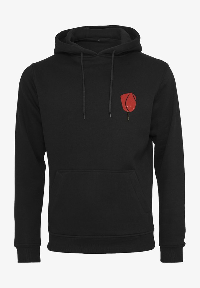GODFATHER ROSE - Hoodie - black