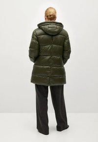 Violeta by Mango - Winter coat - kaki - 2