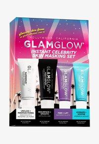 Glamglow - INSTANT CELEBRITY SKIN MASKING SET - Skincare set - - - 0