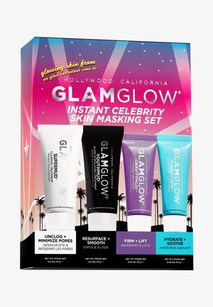 INSTANT CELEBRITY SKIN MASKING SET - Kit skincare - -