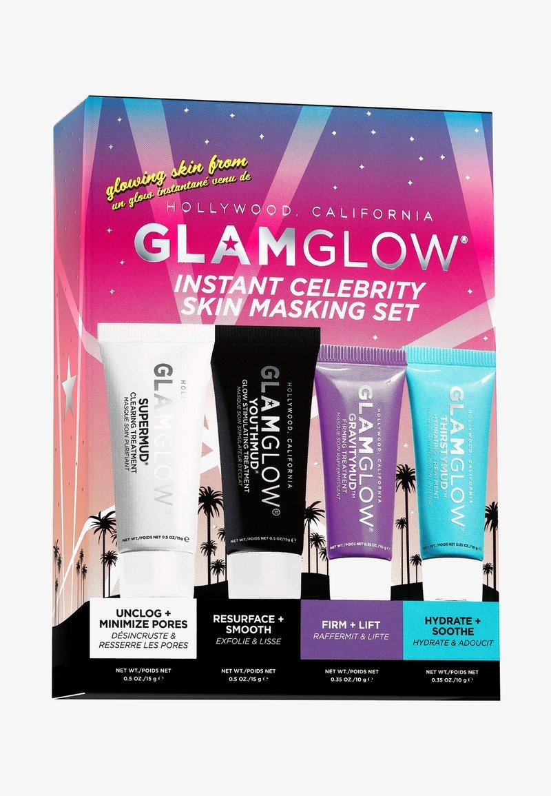 Glamglow - INSTANT CELEBRITY SKIN MASKING SET - Skincare set - -