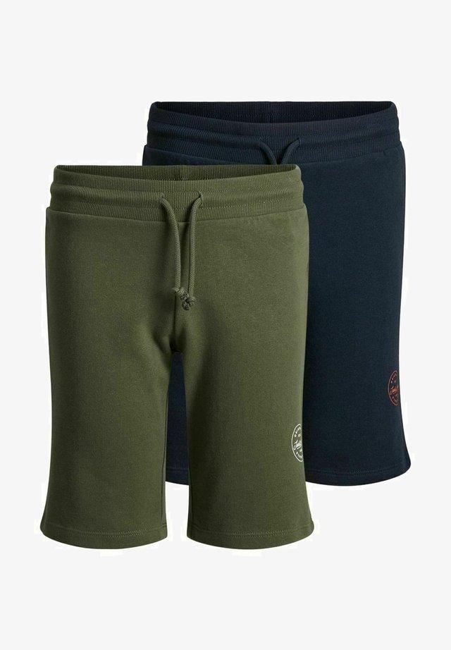 2ER-PACK - Shorts - navy blazer