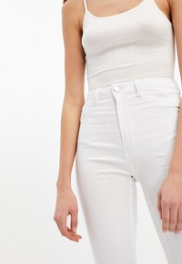 TALLY WEiJL - Jeans Skinny Fit - whi00 - 4