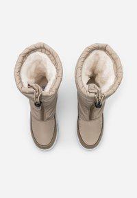 CMP - HOTY - Zimní obuv - wood - 3