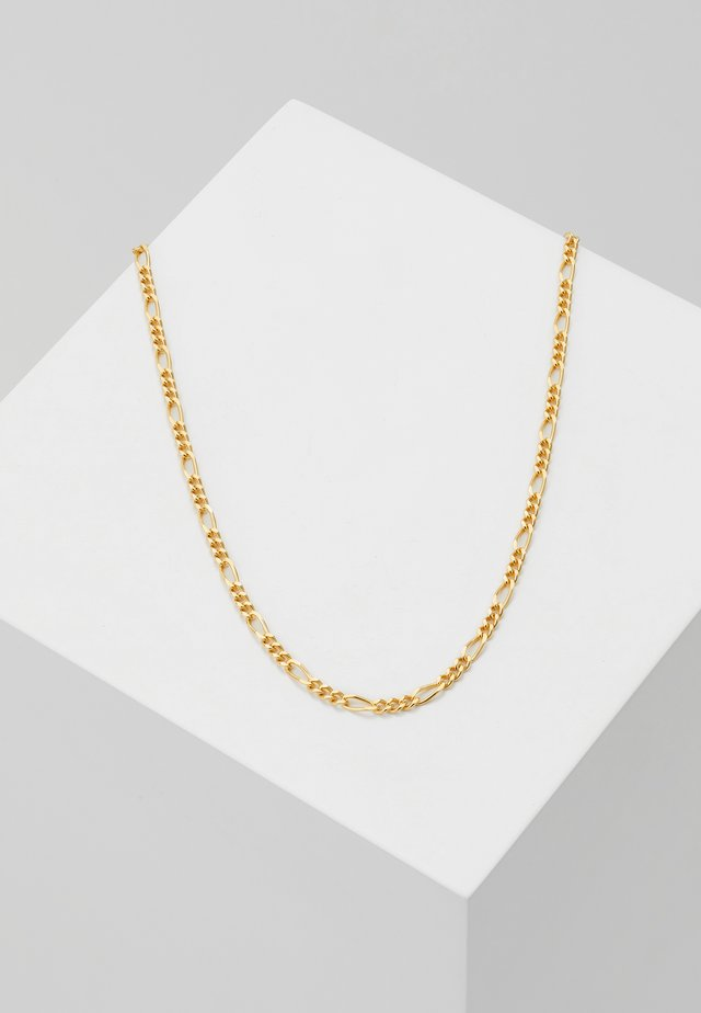CHAIN NECKLACE - Collier - gold-coloured