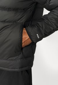 The North Face - ACONCAGUA HOODIE - Down jacket - black - 4