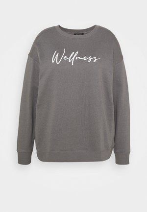 WOW - Sweatshirt - dark grey