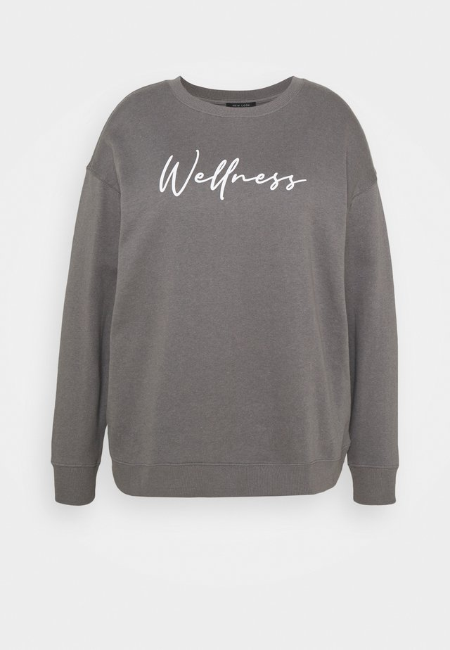 WOW - Sweatshirts - dark grey
