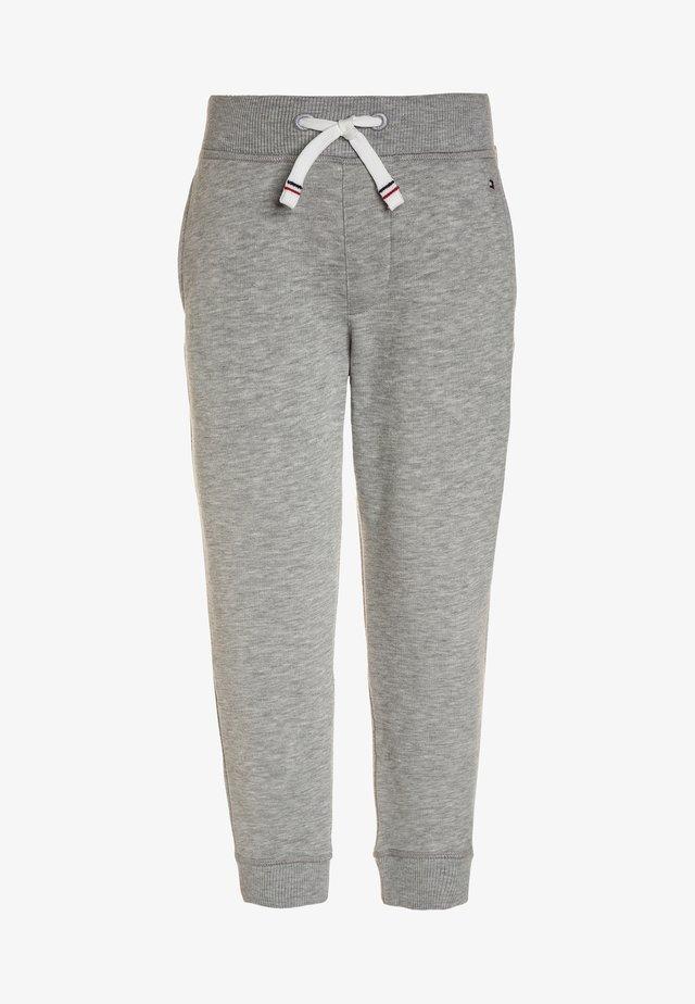 BOYS BASIC  - Spodnie treningowe - grey heather