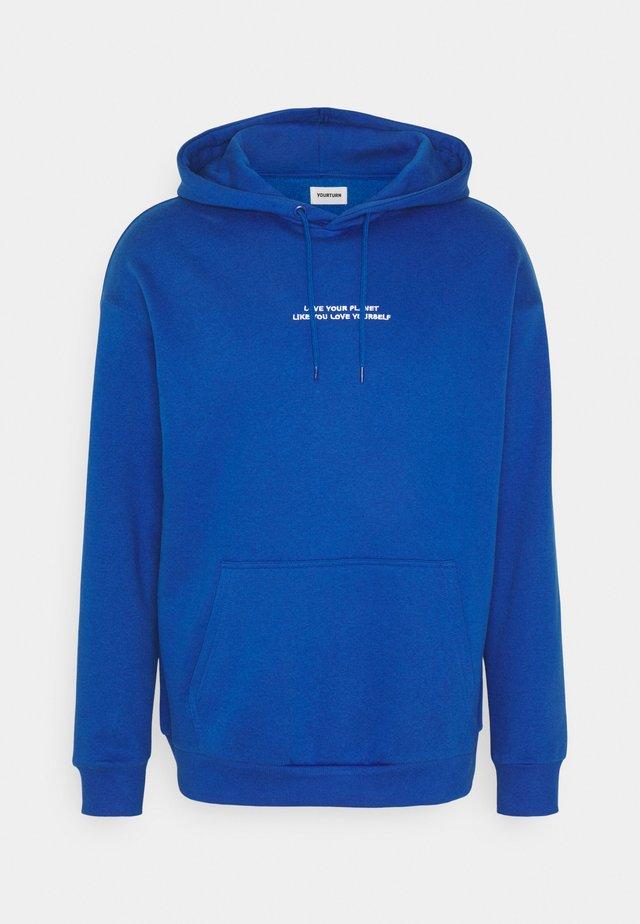 UNISEX - Hoodie - blue