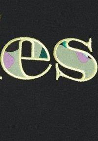 Ellesse - LANBRONE - Print T-shirt - black - 2