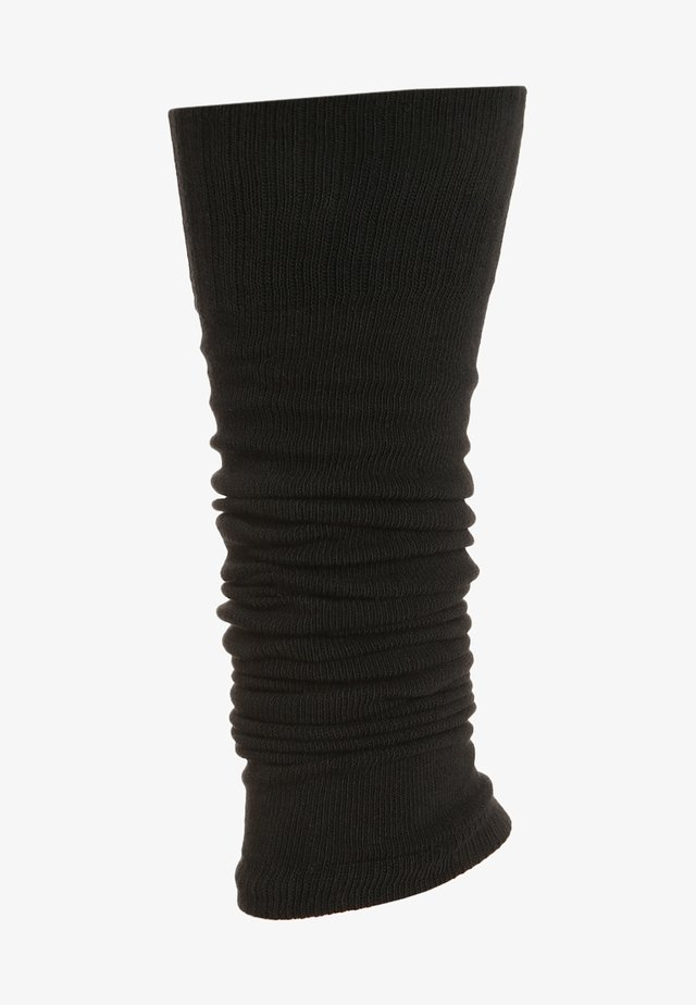 LIZ - Leg warmers - black