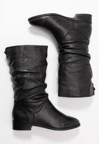 Dune London - ROSALINDA - Vysoká obuv - black - 3