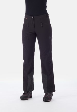 TATRAMAR - Snow pants - black