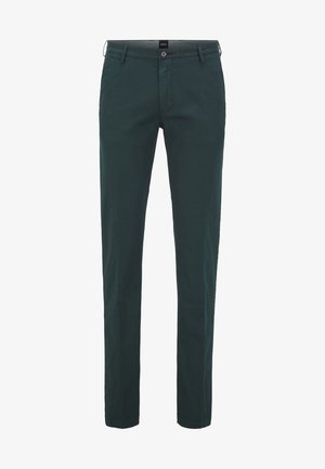 RICE3-D SLIM FIT - Chinos - open green