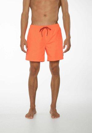 FASTER - Shorts da mare - neon pink