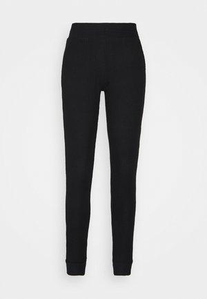 DARRYL PANTALON LOUNGEWEAR - Pyjama bottoms - noir