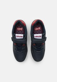 Levi's® - SHOT  - Trainers - navy/red - 3