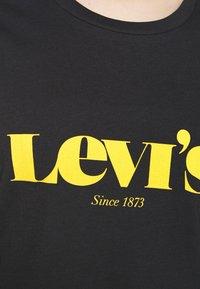 Levi's® - STANDARD FIT TEE - Top sdlouhým rukávem - seasonal caviar - 5