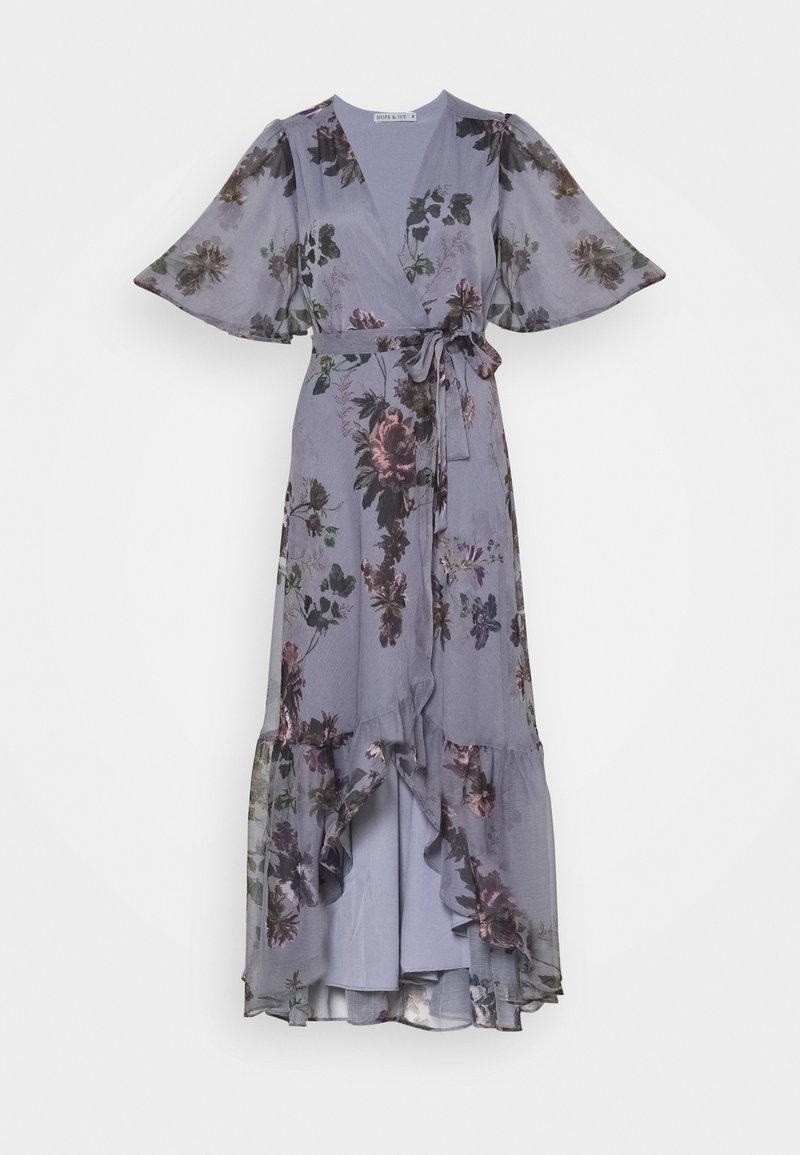 Hope & Ivy Petite - THE MARIANNE - Maxi dress - navy
