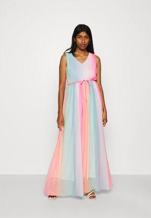 ONLALESSIA MAXI DRESS - Robe de cocktail - sachet pink/multi