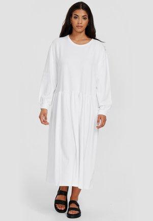 Maxi dress - weiss