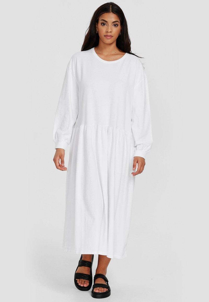Cotton Candy - Maxi dress - weiss