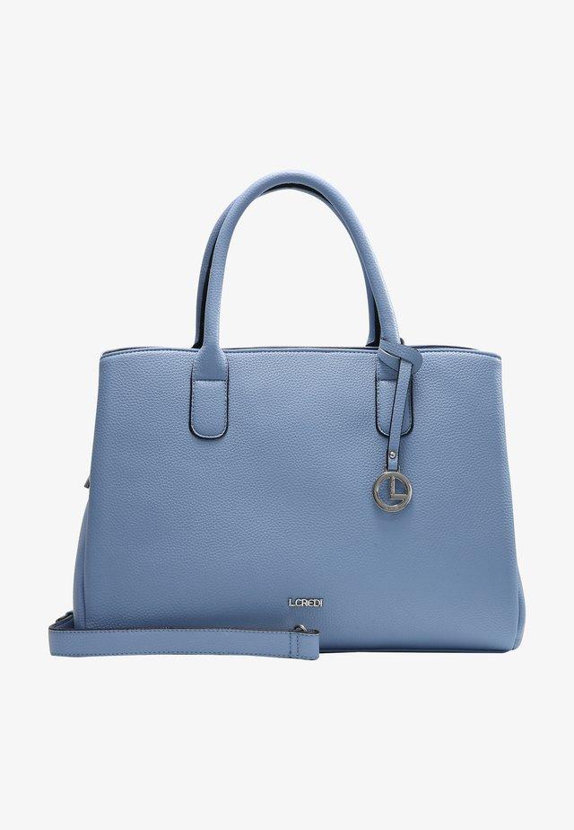 FINETTA - Shopping bag - lavendel