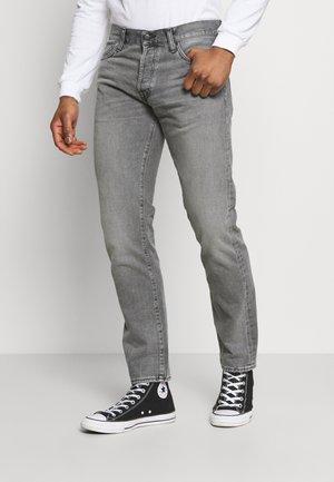 KLONDIKE PANT MAITLAND - Džíny Straight Fit - black worn bleached