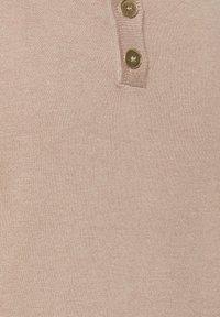 PULZ - SARA - Trui - mahogany rose melange - 5