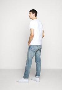 Polo Ralph Lauren - Camiseta básica - white/ant neon - 4