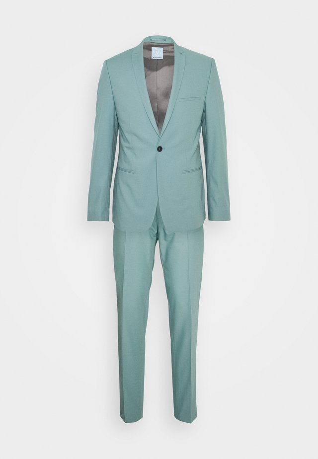 GOTHENBURG SUIT - Garnitur - dark mint