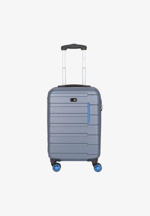 MÜNCHEN - Valise à roulettes - blau/hellblau