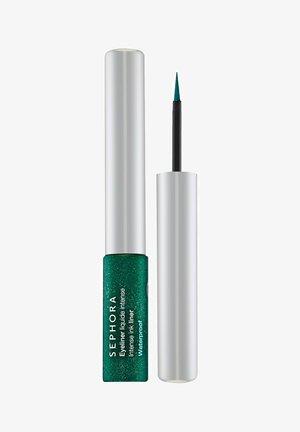 INTENSE INK LINER INTENSE INK WATERPROOF LIQUID EYELINER - Eyeliner - INTENSE INK LINER METALLIC-20 TEAL