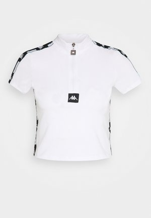 HADA - Print T-shirt - bright white