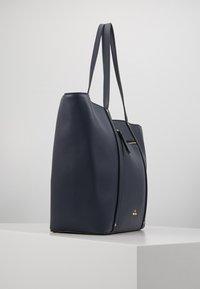 Anna Field - SHOPPING BAG / POUCH SET - Shopping bag - dark blue - 3