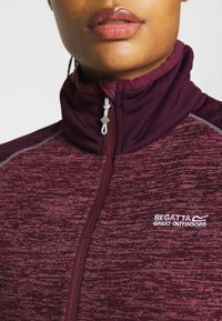 Regatta - LINDALLA - Fleece jacket - prun - 5